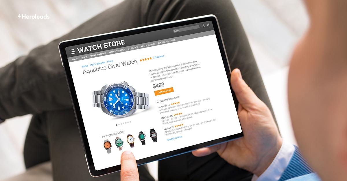 E-commerce, E-commerce Marketing, E-commerce website, brand.com
